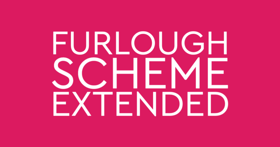 Furlough scheme extended until end of March