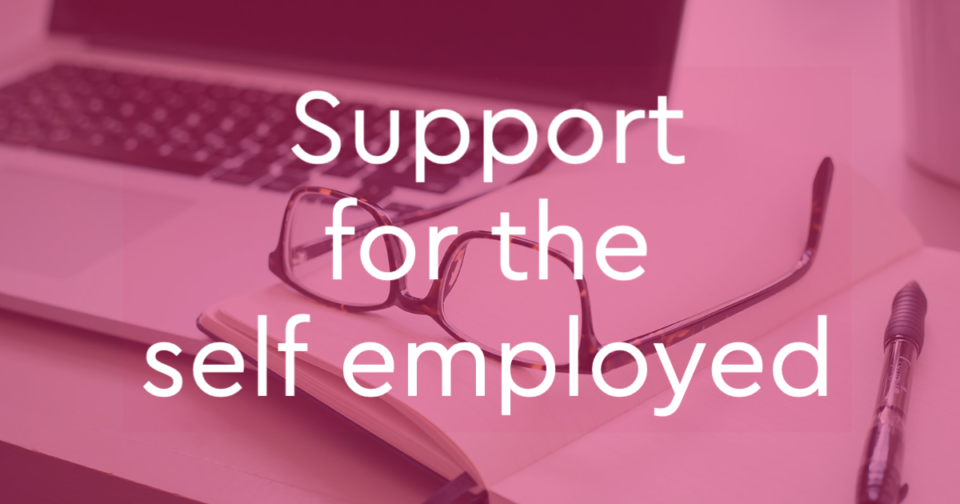 Support for self-employed increased